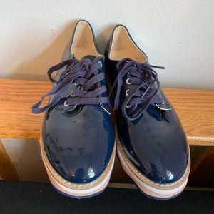 Zara Girl's Platform Shoes